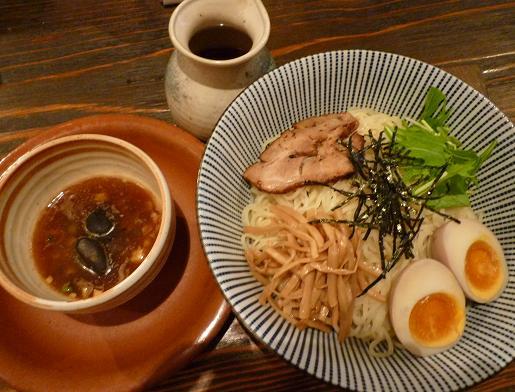 『生粋』 石焼麺せいろ(900円)