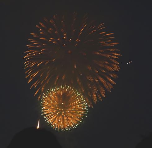 東京湾岸花火-1(20090808)