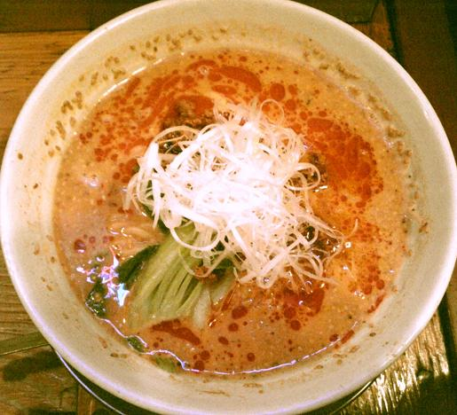 『kamezo』 担々麺(780円)