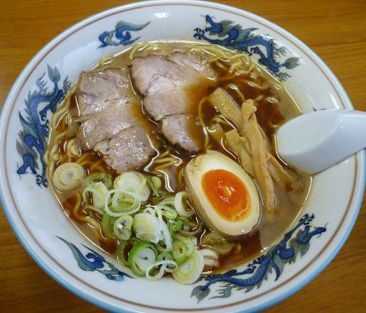 『ゆーから』 正味ラーメン(650円)