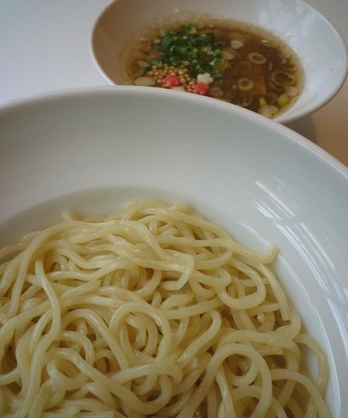 『九月堂』 つけ麺(750円)