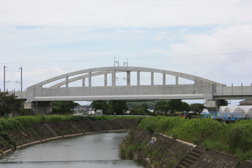 ローゼ桁橋