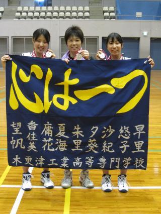 高専全国大会準優勝9