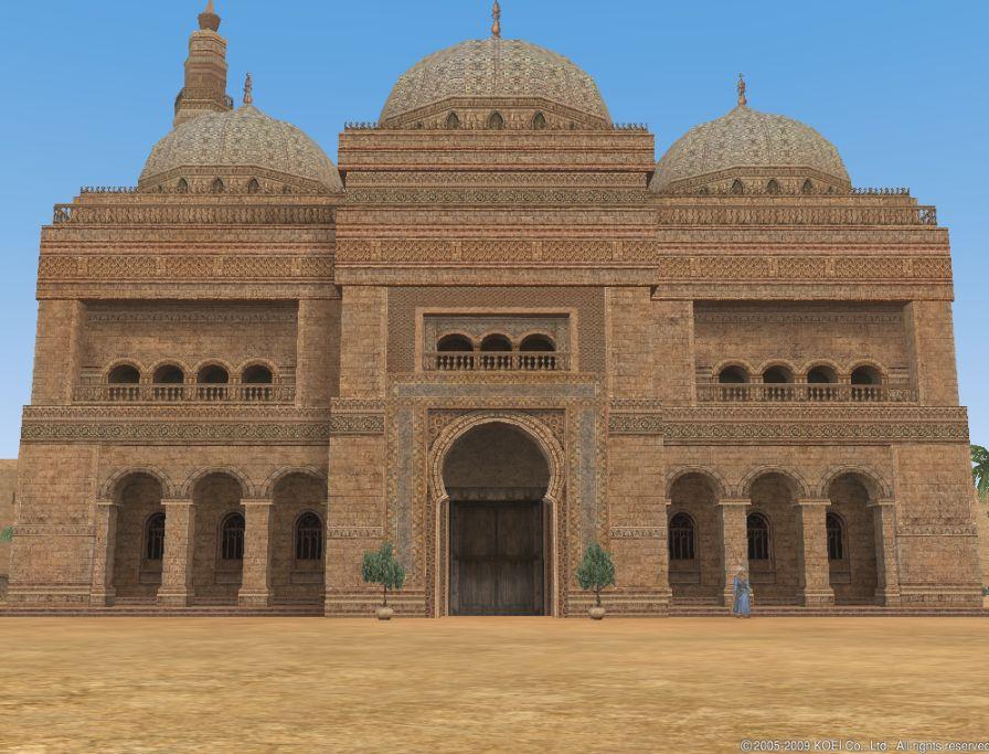 アレクサンドリア寺院