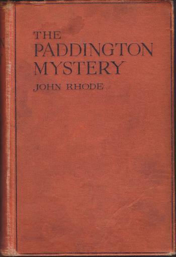 パディントンの謎