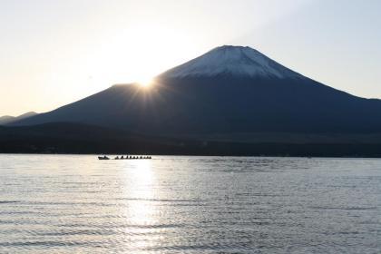変換 ~ 山中湖