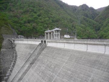那須のダム