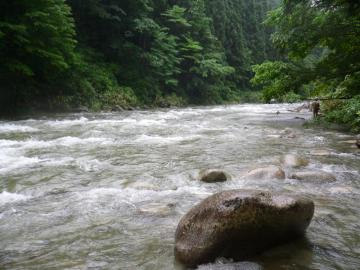 河川状況1