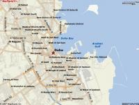 doha map mapquest
