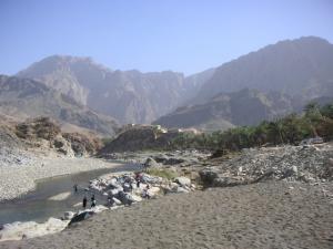 Oman Wadi Daygah 200710