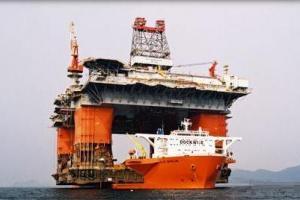 dockwise big ship