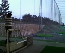 shinkiba golf practice 200805