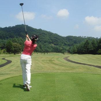 猛暑!ゴルフ