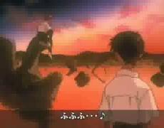 エヴァ5最後の使者カヲル覚醒モード1