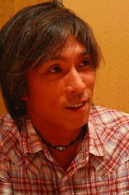 マサシさんことニューカレドニアの小川理志さん