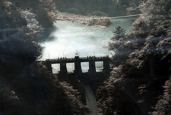 静岡県 大間ダム