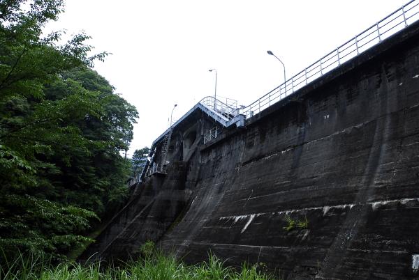 静岡県 境川ダム