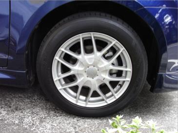 タイヤ追加
