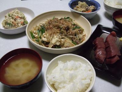 20090501晩御飯