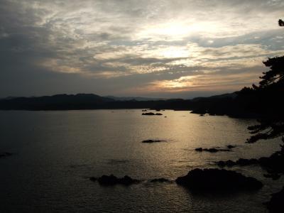 大船渡 碁石岬
