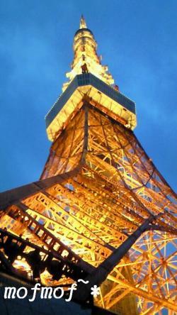 東京タワー1_mof