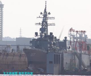 護衛艦いせ&護衛艦しらね 7