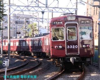 阪急千里線 2300系ほか 3