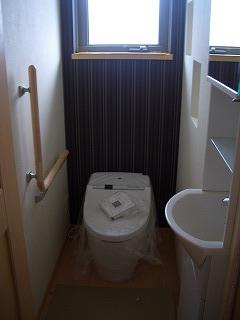 設備 トイレ