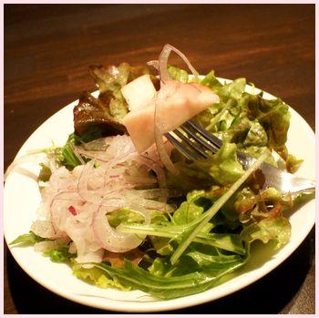 シェルブルー サラダ2