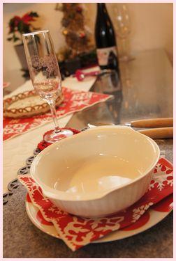 姫御殿クリパ テーブル