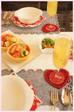 姫御殿クリパ テーブル2