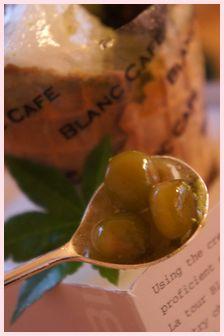 ワッフル抹茶豆