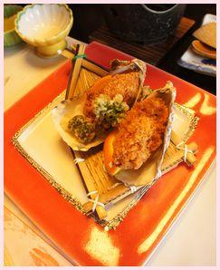 牡蠣ツアー カキフライ