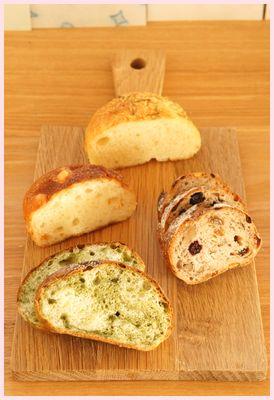 コムシノワのパン達2