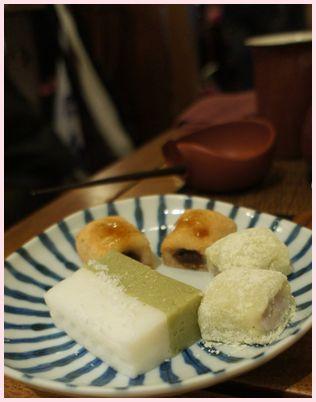 徳也茶喫 茶菓子2