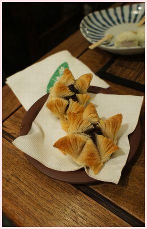 徳也茶喫 茶菓子3
