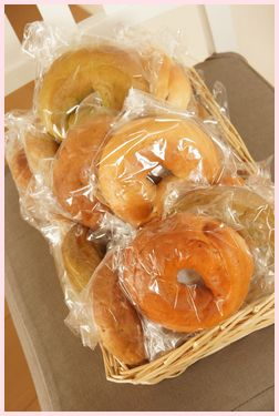 loves bagel お取り寄せ