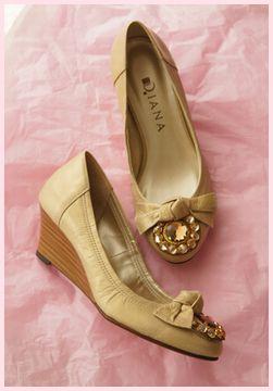 ダイアナの靴1