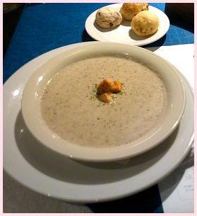ロビンソン きのこのスープ