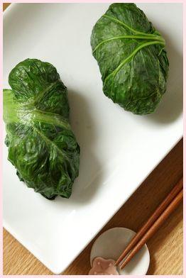 なんちゃってめはり寿司1