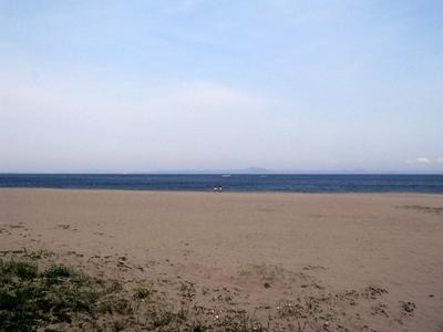 あの春いちばん静かな海