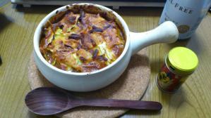春キャベツの赤味噌