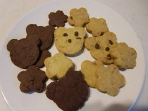 型抜きクッキー3