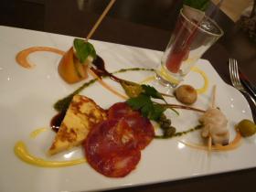 日暮里「SERIOのスペイン料理ディナー」5