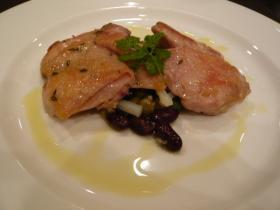 日暮里「SERIOのスペイン料理ディナー」10