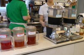 gooz 渋谷店 のコーヒー3