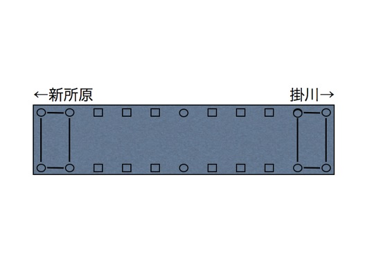 天竜二俣ホーム柱001