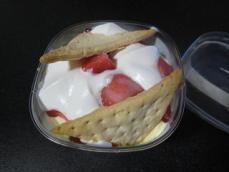 Sweets+ミルフィーユアイス