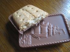 アルフォートチョコレートアイス風味