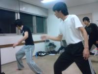 白井さんダンス!